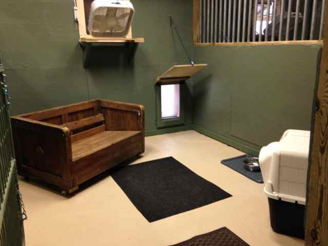 Dog Boarding Kennel